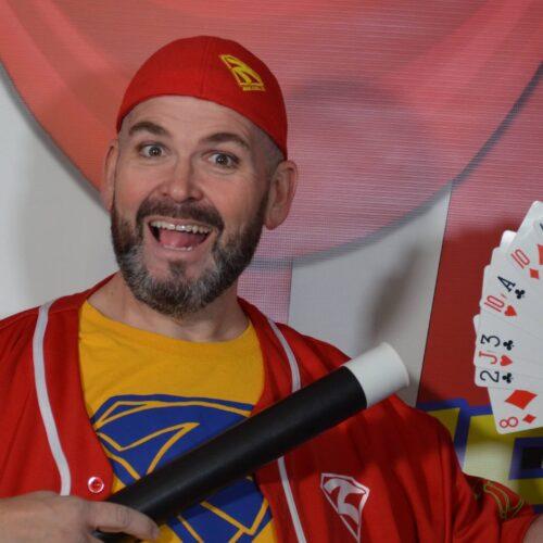 magicien pour école